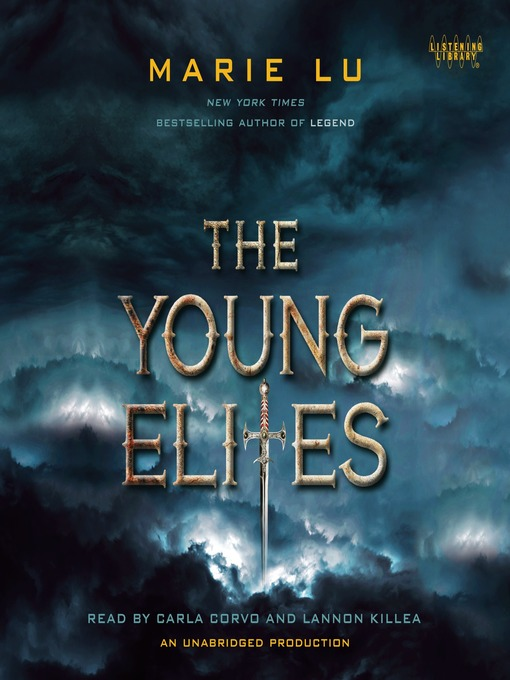 Title details for The Young Elites by Marie Lu - Wait list